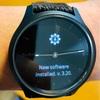 vivomove Style v3.20レビュー - 小改善が3つ(発汗機能?水泳機能+安定性改善)ありました