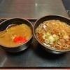 かつお出汁と自家製カレーで寒い朝のあったかご飯 @東京一番町 ゆで太郎