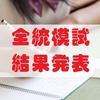 【京都大学〇判定】全統模試の結果を大公開!【学年トップ】