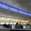 エアカナダAC869便でロンドンからトロントまで