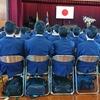 入学式を終えて