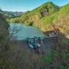 高坂ダム(山形県真室川)