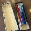 【文房具】文字通りの「筆箱」を使っています