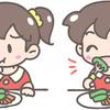子どもがご飯を食べない!食べるのが遅い!