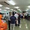 松山丸三の展示会を訪問