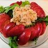 【1食119円】トマトたっぷりわさびツナマヨサラダの自炊レシピ