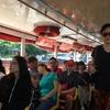 バンコクを少し観光しました。