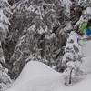 スキー取り付け例 DPS Wailer 112RP