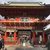 神田明神に新年のお参りに行ってきました