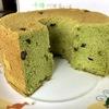 六花亭5月のシフォンケーキは抹茶味【スイーツ・感想・口コミ】