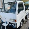 納車二日目、5万円の軽トラ全塗装開始! 炭火屋 串RYU
