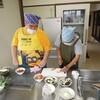 外出支援行事→料理教室