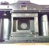 LOMO LC-Aのモルトプレーン交換(1)古いモルトプレーンの除去