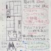 トーキョーフタリノベが暮らしている家について(入居時の写真と間取り図)