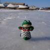 🕙凍った海@ウラジオストク🕙《ウラジオストク慰安旅行🐸》