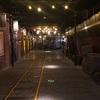 上海の老街が世紀大道の駅ビル地下に出現