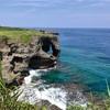 ピーチで週末沖縄旅行(3)万座毛から琉球村、三線体験まで