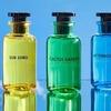 ルイ・ヴィトンから新作コロン3種類が発売。色あざやなボトルにさやわかな香りが素敵