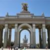 【ロシア旅行】モスクワ:ソ連時代の名残を感じる全ロシア博覧センター。