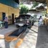 タイの車検。