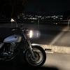 【夜にSRを走らせて犬山城へショートツーリングしてみた!】