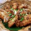 【タイ料理 肉】タイ旅行でサイアムに来たら食べて欲しい1品「ソムタム・ヌアの鶏の唐揚げ」