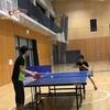三重県 卓球 国府クラブ…祝日の特訓