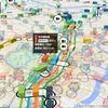 Leafletを使った凄い地図たち。天気図、地質図、ハザードマップ、名字マップ、3D鉄道運行情報。