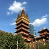 上海観光ナビ-上海のおもしろい建物を撮影しよう(2)静安寺、上海展覧中心