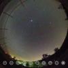 輝く満点の星空 #360pics