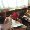 最後の学活④:1・2年生