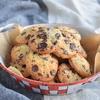 基本のアメリカンチョコチップクッキー*シンプル