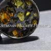 限定1個「パラサイト セイムチャン隕石 ペンダントトップ 両面ヘキサゴン27mm」