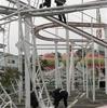 福井県坂井市「ワンダーランド」の「スペースコースター」から男児が転落、負傷