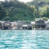 伊根大満喫。海上タクシーから見る可愛い舟屋と、観光ガイド付きサイクリングツアーでちょっと遠くへ。(2019/9/16)