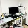 新たなるパソコンとデスクスペース