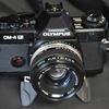 カメラの話(個別第十五回) オリンパスOM-4Ti黒