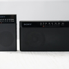 音質の違いに驚いた!ソニーのラジオ『ICF-306』と『ICF-P26』を買って比較してみた