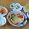 今日の朝食と塾のお弁当と昼食etc。