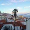 【リスボン】人気観光地アルファマのど真ん中、展望台めぐり(6)〜Miradouro das Portas do Sol e Miradouro de Santa Luzia