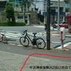 お店の最寄駅は牛込神楽坂駅です
