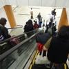 新ヤンゴン空港利用のコツ その3:到着して入国する動線はこうなっている