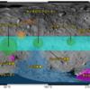 小惑星「リュウグウ」の表面の地名が発表されました。♫♫♫