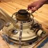 アラジンストーブの芯をクリーニング 前よりも暖かさと快適さ倍増