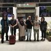 アルナングシュ・チョウドリィ来日公演の全公演が終了し、先ほど無事にチョーさんはインドに成田から飛び立ちました。