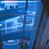 シャルルドゴール空港のターミナル1はレトロフィーチャーな宇宙船