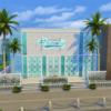 建築:パーム・プール