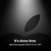 Apple 3月25日にスペシャルイベントと正式発表!!新型iPadやAirPods 第2世代、ニュース定期購読サービスなど登場か