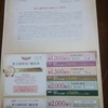 シーズ・ホールディングスから株主優待(割引券)を頂きました。