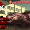リオで恐竜を操作して破壊していくゲーム「Rio Rex」